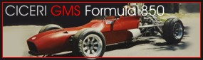 Ciceri GMS Formula 850 monoposto for sale